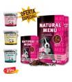 Pack Natural Menú Cadell 5kg + Bocados 0,300gr