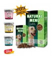 Pack Natural Menú Adulto 5Kg + Bocados 0,300gr