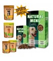 Pack Natural Menú Adult 5Kg + Knatur